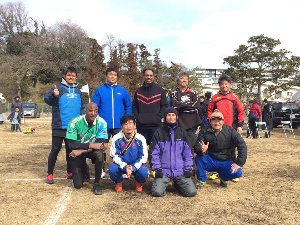鎌倉市7人制ラグビー大会